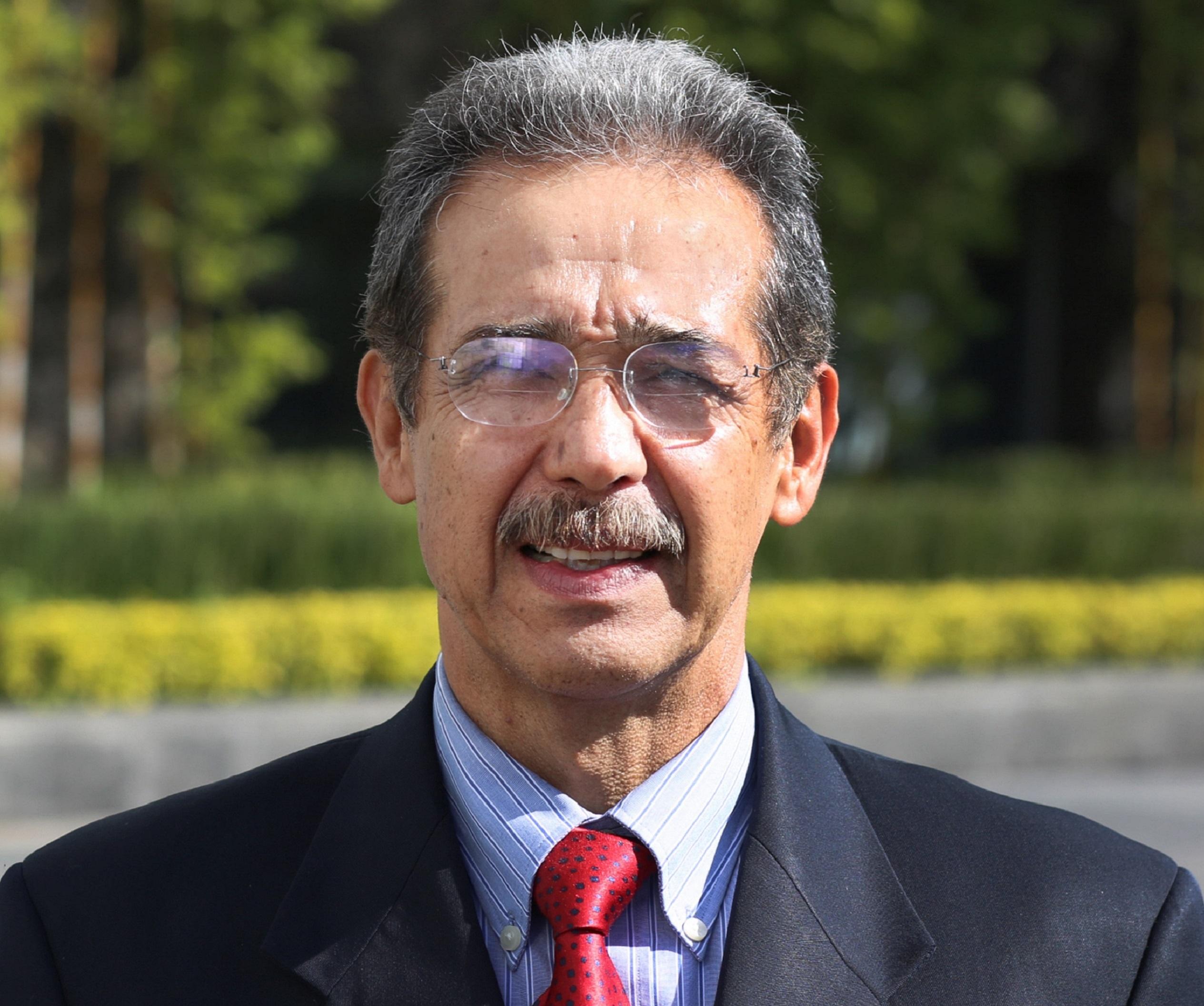 Agustín Félix Villavicencio, Subdirector General de Administración del Agua.