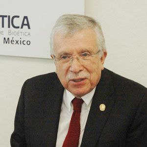 Presidente de la Comisión Nacional de Bioética