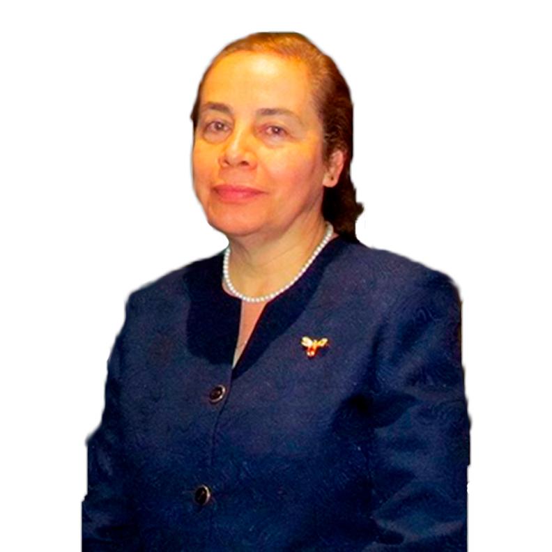 María de Lourdes Coss Hernández, Director General de PROMTEL