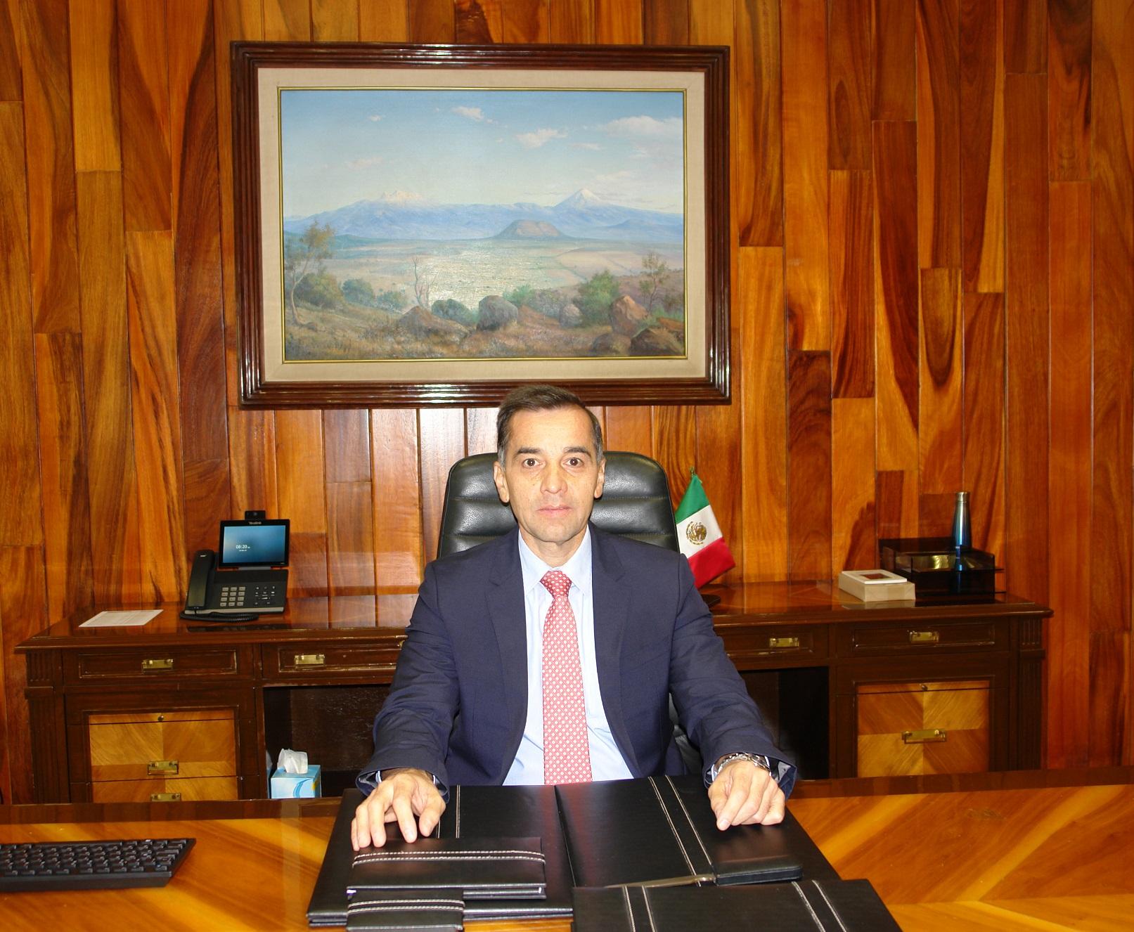 Ing. Luis Fernando Rodríguez Castañeda Director General Adjunto.