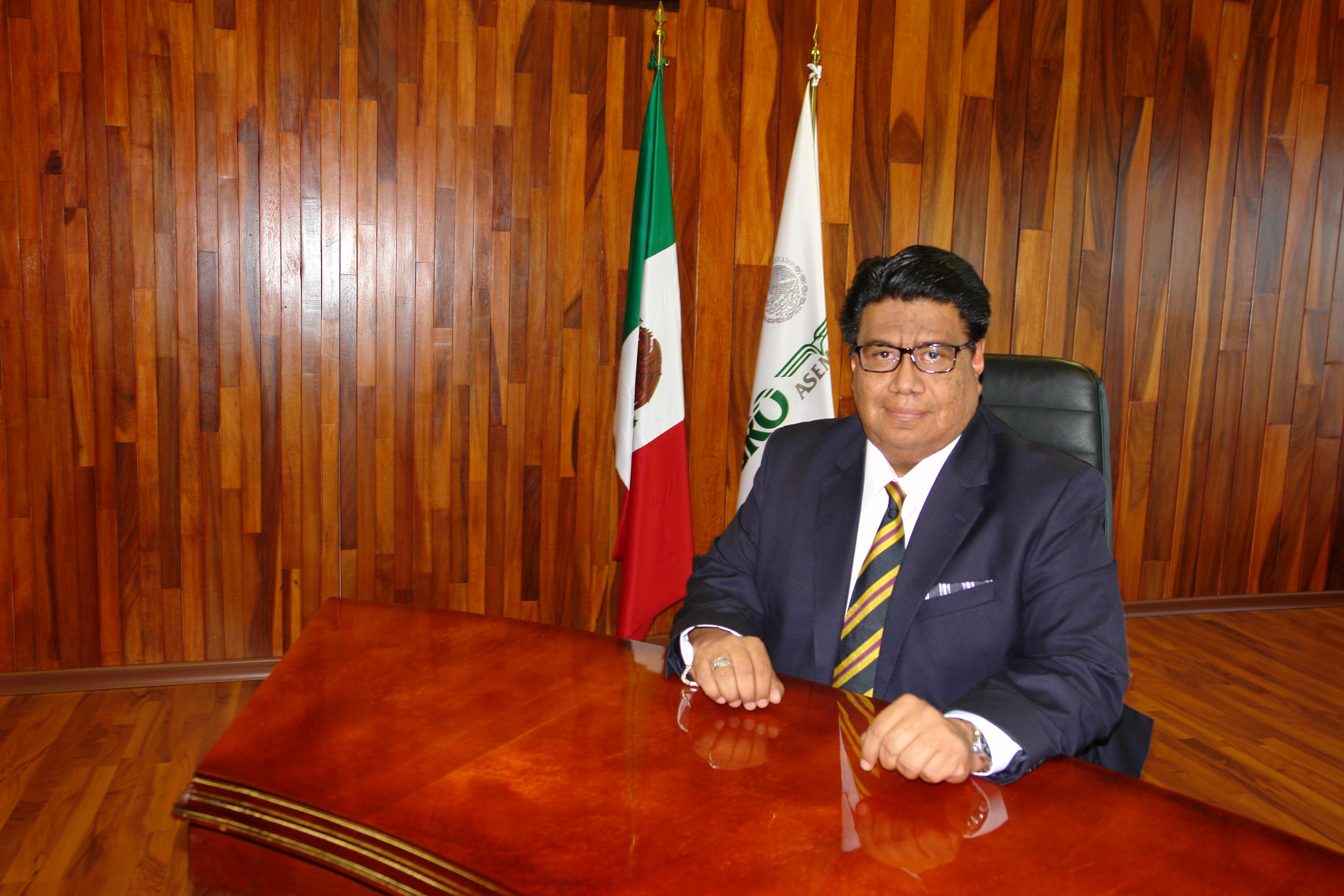 Lic. Jesús Bañuelos Zempoalteca Director General Adjunto de Administración y Finanzas.