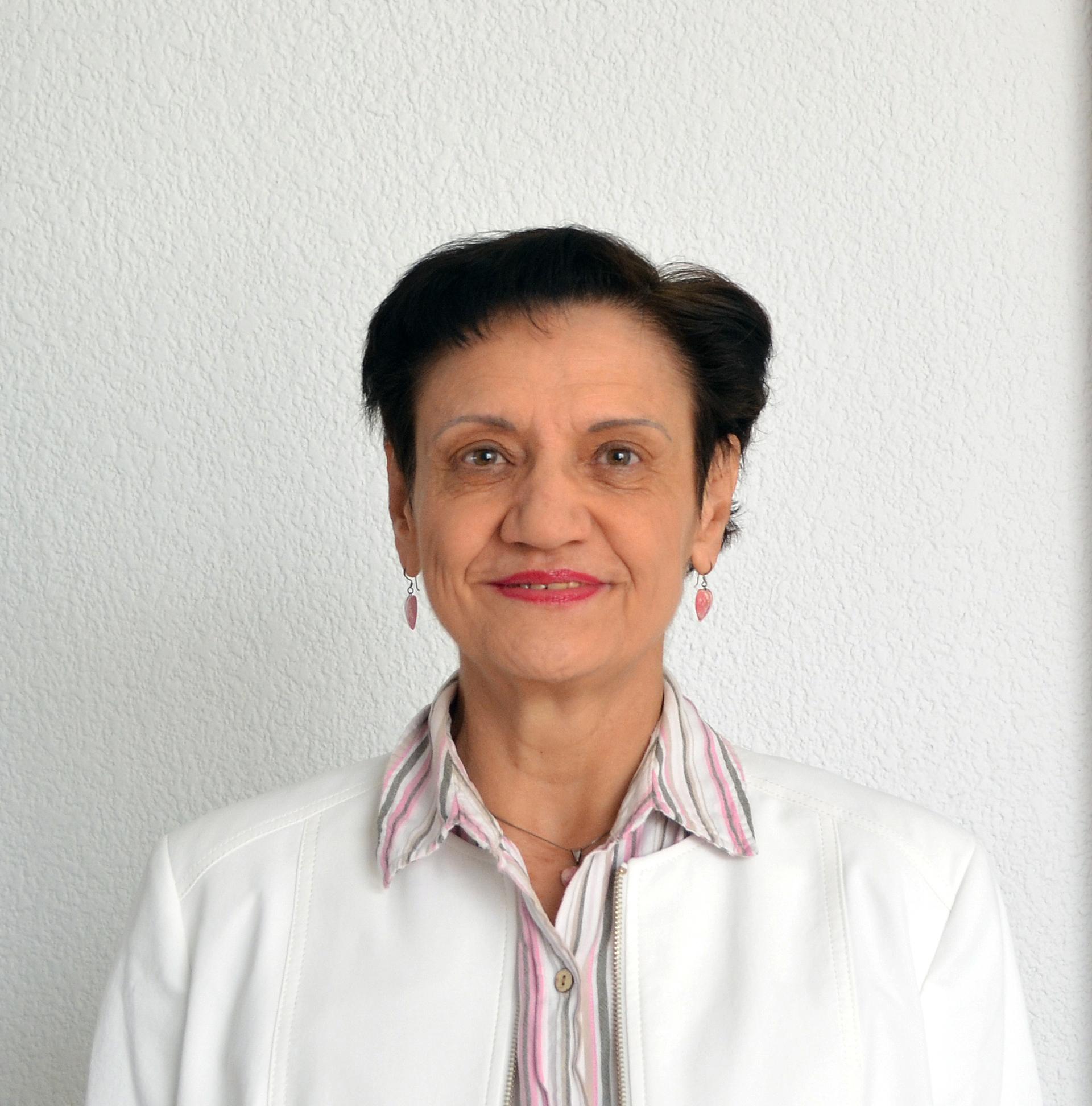 Directora General, Dra. María Emilia Alejandra Janetti Díaz