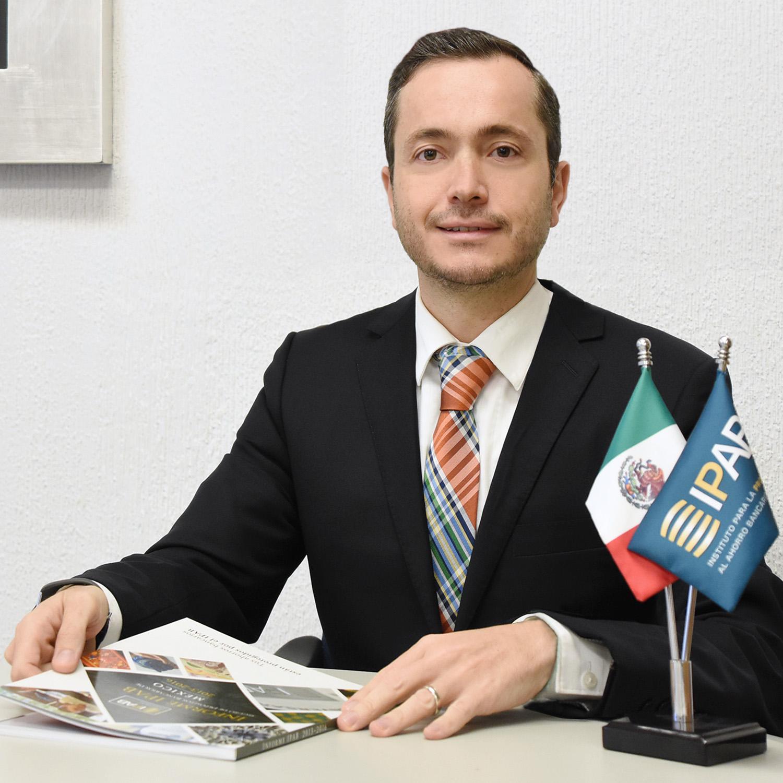 Luis Maldonado Marquínez, Secretario Adjunto Jurídico.