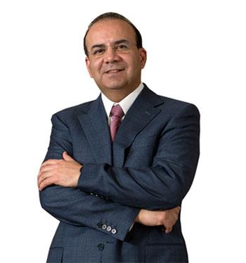 Secretario de Gobernación, Alfonso Navarrete Prida