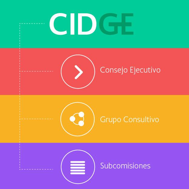 Estructura de la CIDGE