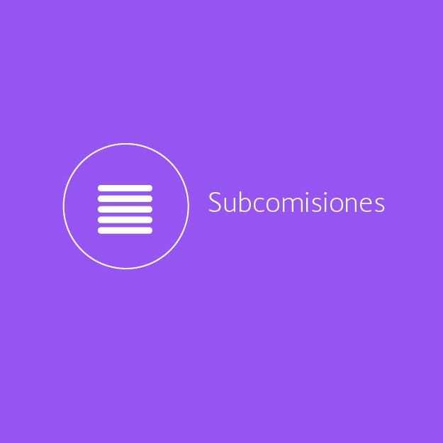 La CIDGE para crear nuevas Subcomisiones que se consideren necesarias para el desarrollo del Gobierno Electrónico.
