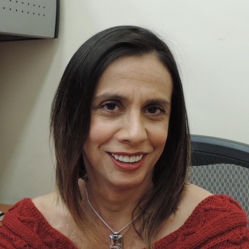 María Fernanda Treviño Campero, directora de Publicaciones y Difusión