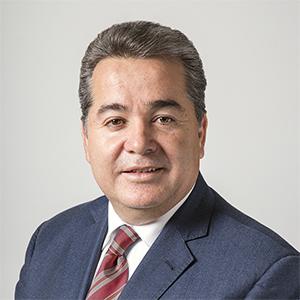 José Patricio Carrillo Miramontes Vicepresidente de Administración y Planeación Estratégica