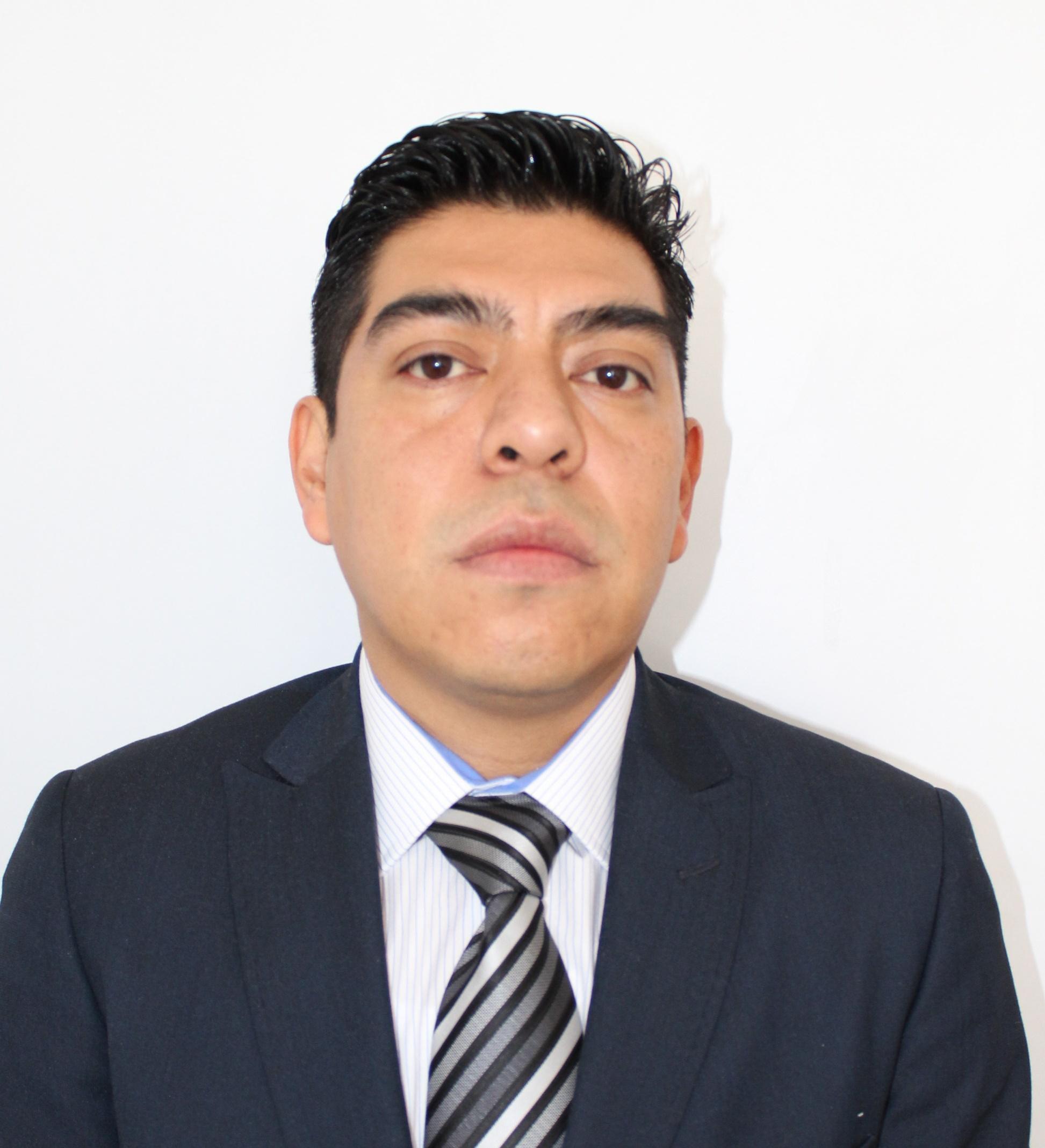 Lic. Raúl Contreras Chuc Subdirector de Sistemas