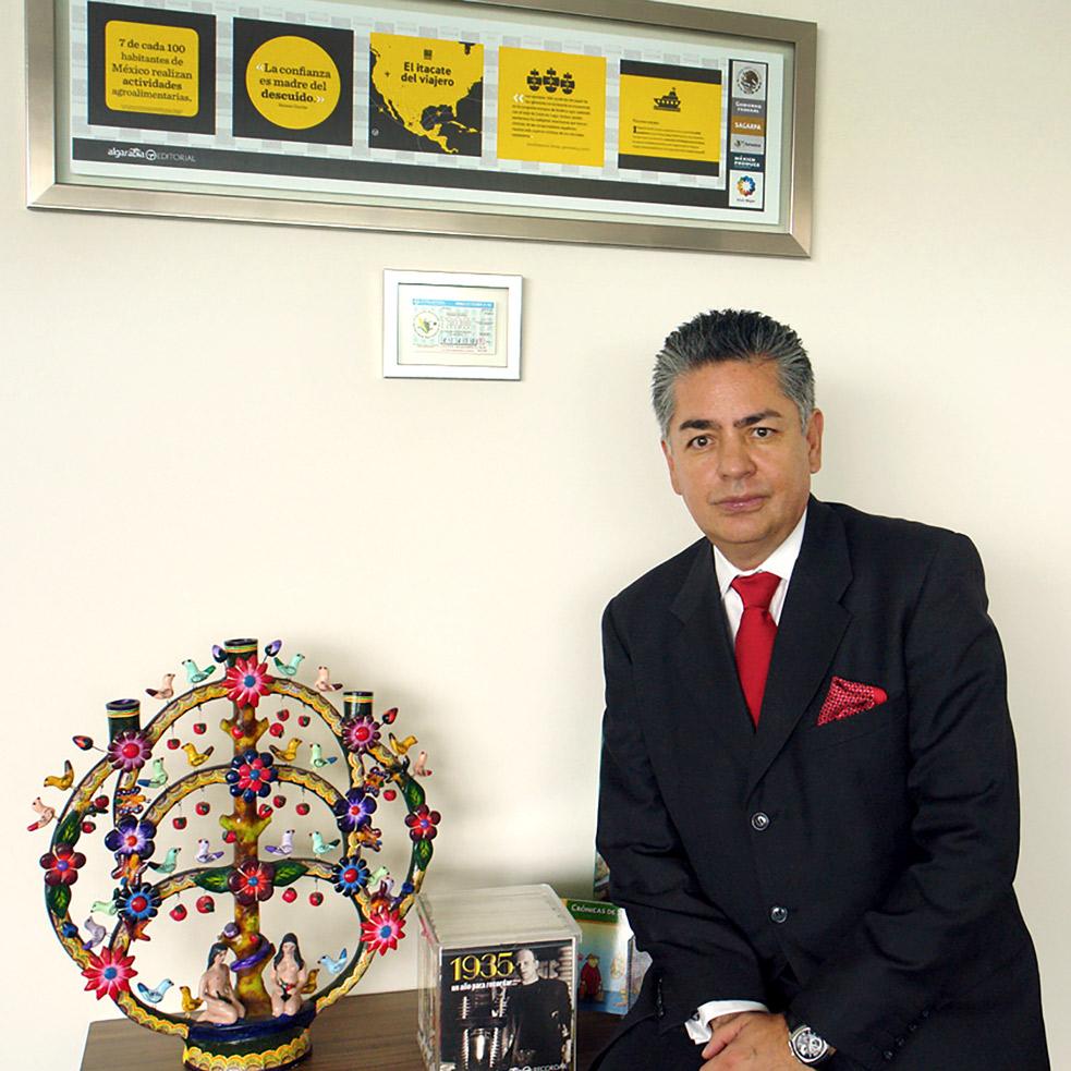 Ing. Salvador Delgadillo Aldrete
