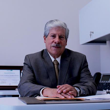 Lic. Emilio Guillermo Sanders Romero
