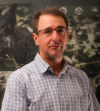 Biól. Jorge Larson Guerra