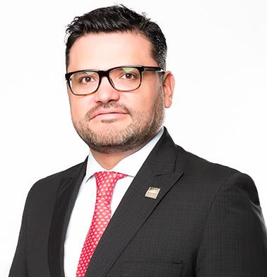 Comisionado Sergio Pimentel Vargas