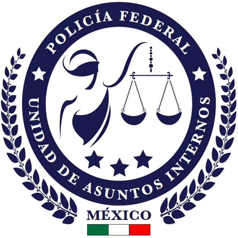 Emblema de la Unidad de Asuntos Internos
