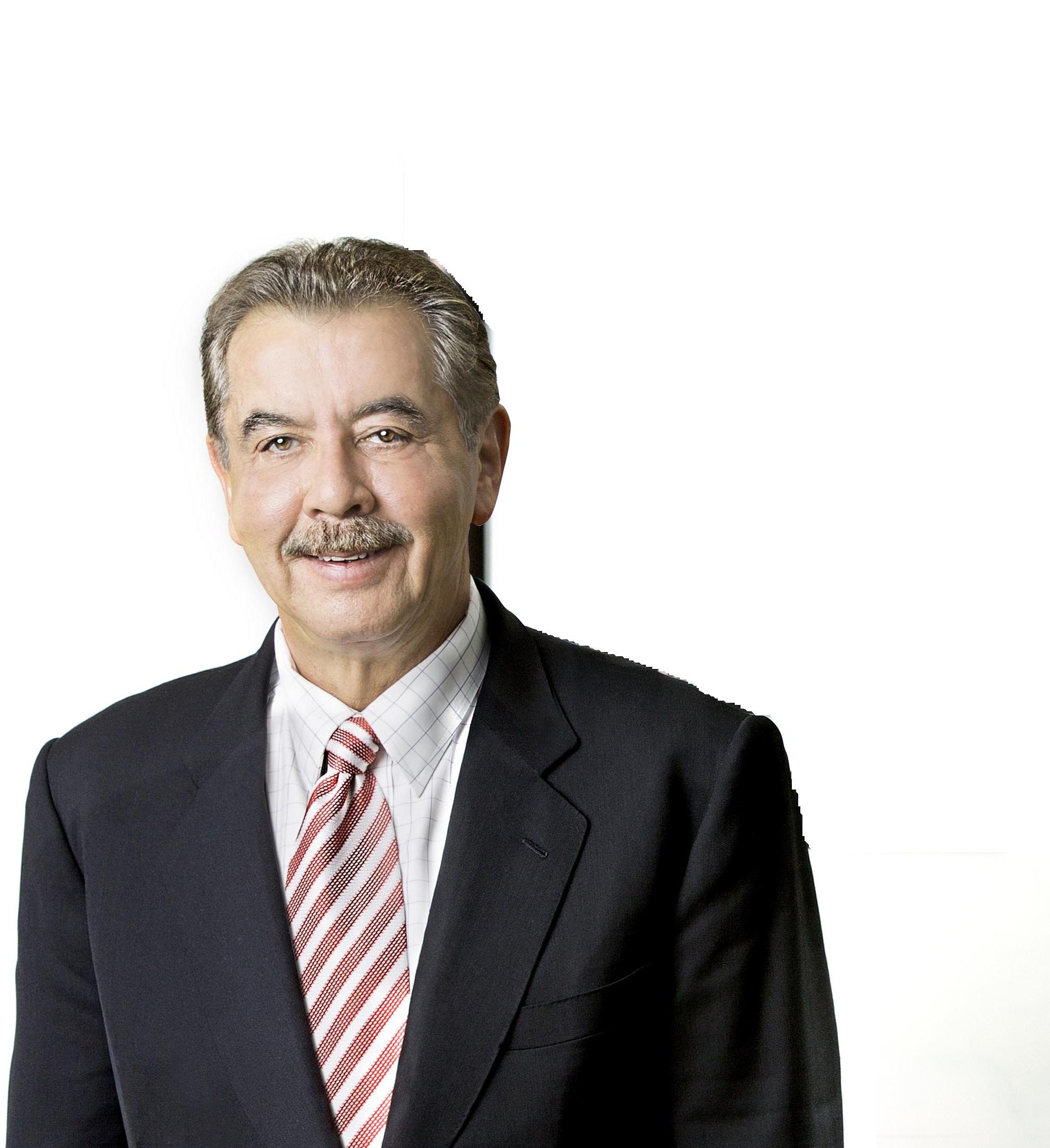 Lic. Guillermo Hopkins Gamez, Director General de Casa de Moneda de México