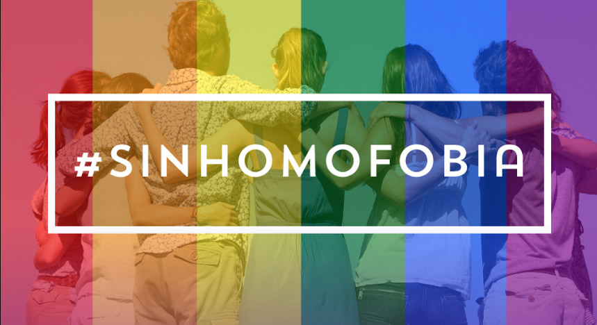 Campaña contra la homofobia y por la inclusión